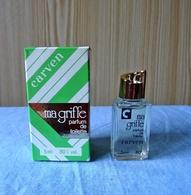"""Miniature  """"MA GRIFFE"""" De CARVEN Eau De Toilette 5 Ml Dans Sa Boite (M076) - Modern Miniatures (from 1961)"""