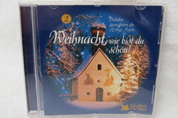 """CD """"Weihnacht, Wie Bist Du Schön!"""" Beliebte Stars Feiern Die Heilige Nacht, CD 2 - Christmas Carols"""