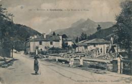 H159 - 38 - Environs De Grenoble - Isère - LA MONTA Et LA PINÉA - Scierie - Grenoble