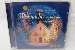 """CD """"Weihnacht, Wie Bist Du Schön!"""" Beliebte Stars Feiern Die Heilige Nacht, CD 3 - Christmas Carols"""