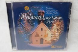 """CD """"Weihnacht, Wie Bist Du Schön!"""" Beliebte Stars Feiern Die Heilige Nacht, CD 4 - Chants De Noel"""