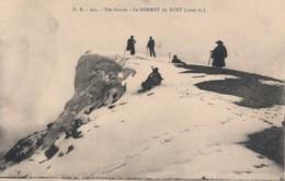 H161 - 74 - Le Sommet Du Buet - Haute-Savoie - 3109 M. - Autres Communes