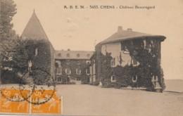 H161 - 74 - CHENS - Haute-Savoie - A.B.E.M. - Château Beauregard - Autres Communes