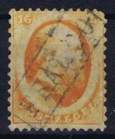 Netherlands: NVPH 6 Obl./Gestempelt/used  1864 - Periode 1852-1890 (Willem III)