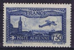 France Yv 6 Postfrisch/neuf Sans Charniere /MNH/**  1930 - Poste Aérienne