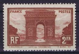 France Yv 258 Postfrisch/neuf Sans Charniere /MNH/**  1929 - France