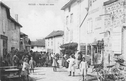 ¤¤   -   MATOUR    -    Marché Aux Veaux   -   ¤¤ - France