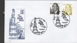 30121. Carta BARCELONA 2006. FINUSGAB, Aguas De Barcelona, Font Del Nen - 1931-Hoy: 2ª República - ... Juan Carlos I