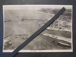 Le Havre - Carte Photo - Le Port - Aéro Photo - AP.1 - T.B.E - - Le Havre
