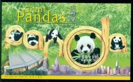 HONG KONG CHINA BF 061 Le Panda Géant - Ours
