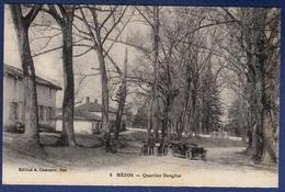 40 MEZOS Quartier Danglas ; Voiture, Vélos  - Animée - Autres Communes