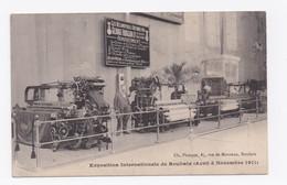 EXPOSITION INTERNATIONALE DE ROUBAIX 1911 - Roubaix