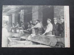 CP ITALIE (M1818) ISOLA DE FAVIGNANA (2 VUES) Manifattura 5a - Italië