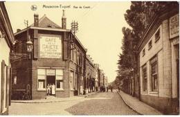 MOUSCRON-TUQUET - Rue Du Couët - Café De La Caieté - Mouscron - Moeskroen