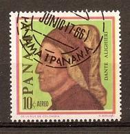 1966 - Dante Alighieri - PA N°384 - Panama