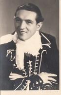 ZIRKUS 1941 - JAN HENRY, Orig.Karte Mit Widmung - Zirkus