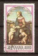 1966 - Tableau De Raphaël - La Belle Jardinière - PA N°387 - Panama