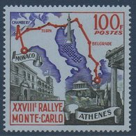 MON 1959  Rallye De Monte-Carlo  N°YT 510  ** MNH - Monaco
