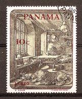 1967 - Tableaux Animaliers - Albrecht Dürer - Saint Jérôme - PA N°433 - Panama