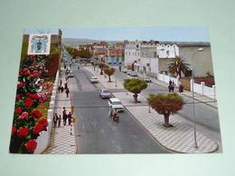 CPM, Carte Postale, Afrique Espagne, Melilla, Barrio Real, Entrada Nueva, Animée - Melilla