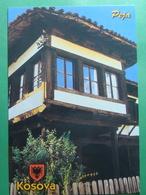 City Of PEJA (PEC), Old House, Kosovo (Serbia) New Postcards - Kosovo