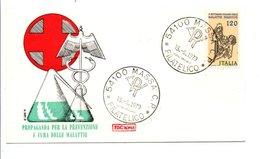 ITALIE 1979 SEMAINE DES MALADIES DIGESTIVES - Medizin
