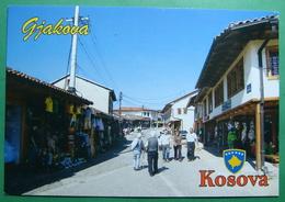 City Of GJAKOVA (DJAKOVICA), Old Bazaar, Kosovo (Serbia) New Postcards - Kosovo
