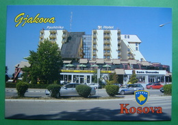City Of JAKOVA, Hotel Pashtrik, Kosovo (Serbia) New Postcards - Kosovo