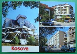 City Of JAKOVA, Multiview, Hotel Pashtrik, Kosovo (Serbia) New Postcards - Kosovo