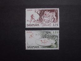 Dänemark   Sagen Und  Legenden  Europa Cept  1997   ** - 1997
