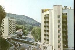 Romania, Postcard, Sovata, Bradet Hotel, Used 1989 - Romania