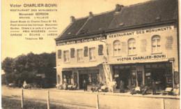 BRAINE-L'ALLEUD  Restaurents Des Monuments  Victor Charlier Bovri - Braine-l'Alleud