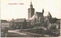 BRAINE-L'ALLEUD   L' Eglise. - Braine-l'Alleud