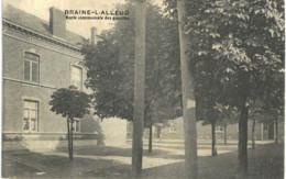 BRAINE-L'ALLEUD  Ecole Communale Des Garçons. - Braine-l'Alleud
