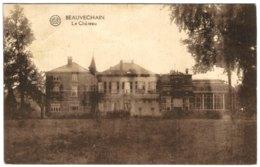 BEAUVECHAIN  Le Château. - Beauvechain
