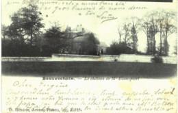 BEAUVECHAIN  Le Château De Me Blancquart. - Beauvechain