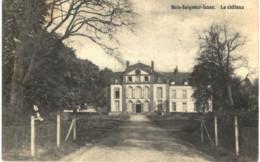 BOIS-SEIGNEUR-ISAAC. Le Château. - Belgique