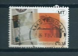 2004 Netherlands Malta Used/gebruikt/oblitere - Periode 1980-... (Beatrix)