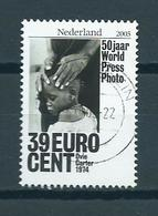2005 Netherlands World Press Photo Used/gebruikt/oblitere - Periode 1980-... (Beatrix)