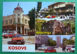 City Of MITROVICA, Multiview, Center, Kosovo (Serbia) New Postcards - Kosovo