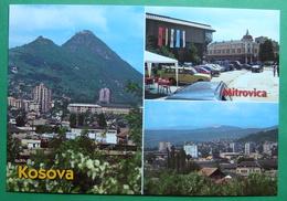 City Of MITROVICA, Multiview, Zvecan Castle, Kosovo (Serbia) New Postcards - Kosovo