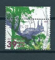 2004 Netherlands Eekhoorn,animals,tiere Used/gebruikt/oblitere - Periode 1980-... (Beatrix)