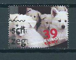 2003 Netherlands Dogs,chiens,animals,tiere Used/gebruikt/oblitere - Periode 1980-... (Beatrix)