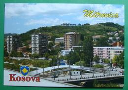 City Of MITROVICA, Vview, Bridge, Kosovo (Serbia) New Postcards - Kosovo