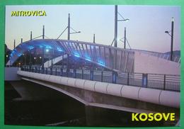 City Of MITROVICA, View, Bridge, Kosovo (Serbia) New Postcards - Kosovo