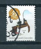2008 Netherlands Coevorden Used/gebruikt/oblitere - Periode 1980-... (Beatrix)