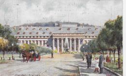 AK 0049  Coblenz - Schloss / Künstlerkarte Von Charles F. Fiawer Um 1910 - Schlösser