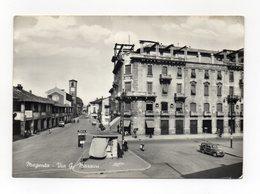 Magenta (Milano) - Via G. Mazzini - Fiat Topolino - Viaggiata Nel 1960 - (FDC12372) - Milano