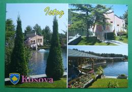 City Of ISTOG, Fish Restaurant, Kosovo (Serbia) New Postcards - Kosovo