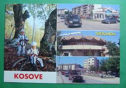 City Of THERANDA (SUVA REKA), Multiview, KFOR Vehicle, Folklor, Kosovo (Serbia) New Postcards - Kosovo